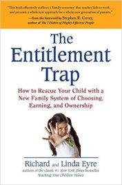 entitlement trap book